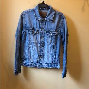 Men's American Eagle small denim jacket